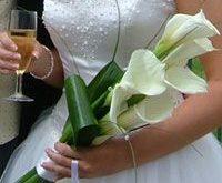 single calan lily bouquet | Malaysia Online Florist - Hummingbird Florist: Types...