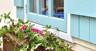How To Build Window Wood Box Planters