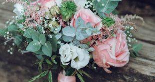 Brautstrauß von Ramonas-Hochzeitsfotografie #Brautstraß #Weddingbouquet #wildb...