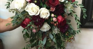 #Bouquet »16 Elegante Burgunder und Blush Hochzei... - #Blush #Bouquet #Burgund...