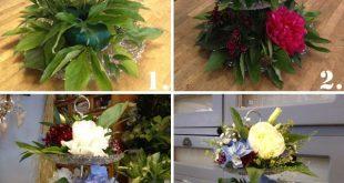 Jubilee Flowers : Jubilee table centre : Jubilee decorations : Blossom Chorlton
