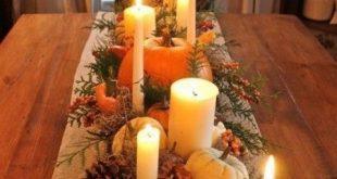 Legende Wunderschöne Tischdekoration im Herbst – worauf liegt der Fokus