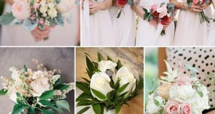 12 Types of Wedding Bouquets