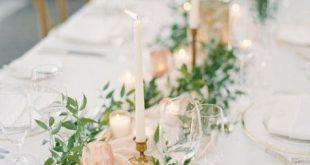 20 Trendy Blush & Greenery Hochzeit Farbideen für den Sommer, #blush #farbidee...
