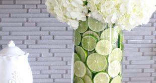 44+ Lovely Fruit Flower Arrangements For Table Decorating Inspiration