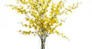 64 Trendy Ideas Flowers Arrangements Yellow Silk
