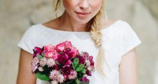 Brautkleid mit Tüllrock und Braut Bluse