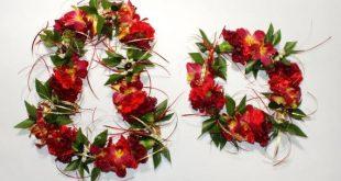 Custom Signature Fresh Flower Lei and Haku Head Lei - Luxury Gift - LOCAL PICKUP ONLY