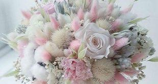 Schönes und zartes Bouquet Pastell Blumenschmuck ll - Blumen - #Blumen #Blume...