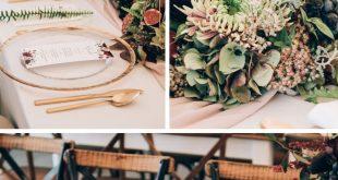 Stilvolle Farbkonzepte für eine Hochzeit im Herbst oder Winter