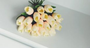 Tulips Real Touch Tulips Latex Tulips Artificial Tulips Artificial Flowers Arran...