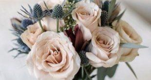 Wedding Flowers Fall Blue Navy 45 New Ideas