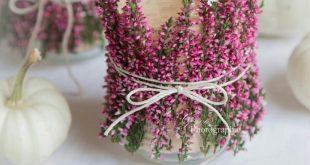 tischdeko Tischdekoration Tafel Hochzeit Feier Fest Deko DIY Blumen Blumenschmuc..., #Blumen...